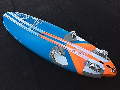 Starboard iSonic 107 Carbon 2016 - Windsurf Board