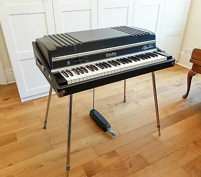 Fender Rhodes Fifty Four Electric Piano With Original Accessories 54