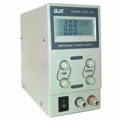 QJE PS3005 DC Switching Power Supply 0-30V 0-5A