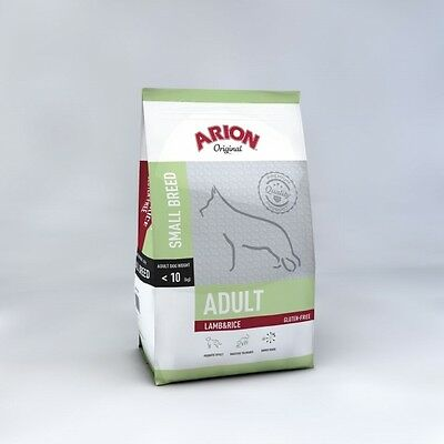 Arion Dog Original Adult small Lamb & Rice 3kg