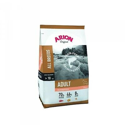 Arion grainfree Salmon & Potato 12kg