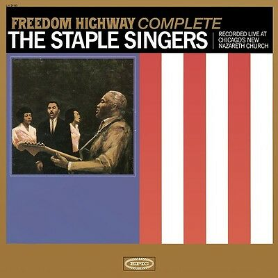 Freedom Highway - Staple Singers (2015, Vinyl NEU)2 DISC SET