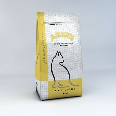 Arion Prem Cat Light       3kg