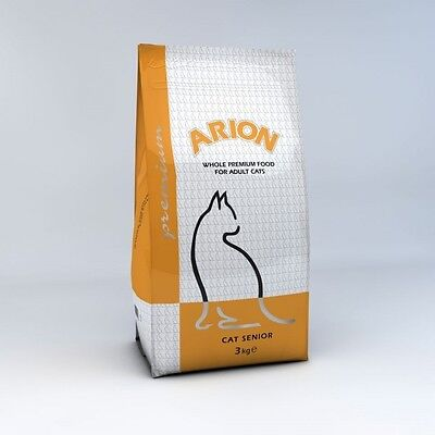 Arion Prem Cat Senior      1kg