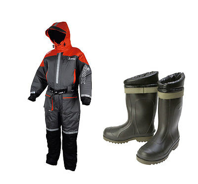 Imax Ocean Floatation 1 Piece Suit with Sundridge Hot Foot Boots