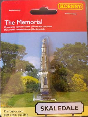 Hornby Skaledale R9827 The Memorial - OO Gauge - Ready to Use!