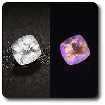 HACKMANITE UV COLOR CAMBIANTE 0.17 cts. IF. Pakistán