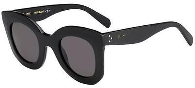 Céline Celine MARTA CL 41093/S black/dark grey (807/BN) Sunglasses