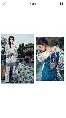 Maria B High Quality Replica Designer Pakistani Unstitched Lawn 2016 Collection