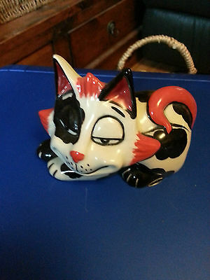 Lorna Bailey Dopey the cat Excellent Condition FREE P&P &&
