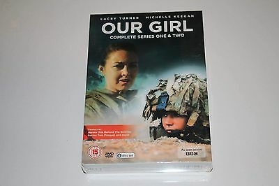 Our Girl Season 1 and & 2 + - DVD Complete Box Set Series NEW & SEALED
