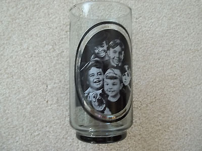 Vintage The Little Rascals Glass From 1979