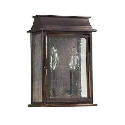 Capital Lighting 9661OB, Bolton Outdoor Wall Light In Old Bronze