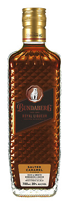 Bundaberg Rum Royal Liqueur Salted Caramel 700ml