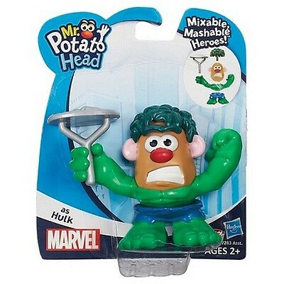 New Mr Potato Head Mixable Mashable Heroes Hulk Marvel Mph A9959 Hulk