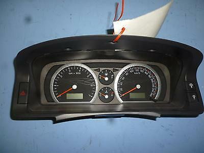 Ford Falcon Ba Xr6 Xr8 Instrument Cluster 170,000 Kms