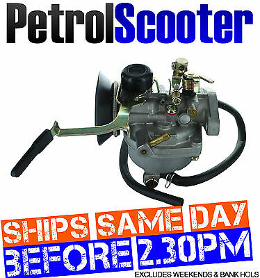 Honda Hobbit PA50 Carburettor Carb 50cc Motorcycle Motorbike PA5011 Moped PA 50
