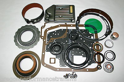 AOD 1990-1992 2X4 Cast Direct Drum Rebuild Kit Transmission Master Overhaul Ford