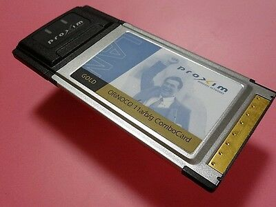 Proxim Orinoco wireless LAN card PCMCIA 8480-JP from JAPAN F/S!!