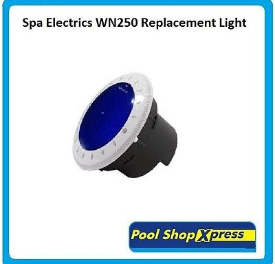 Spa Electrics WN250 Replacement Light 12v (  Genuine Spare Part )