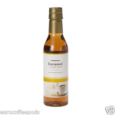 Starbucks Coffee Syrup Caramel Flavour 375ml Bottle
