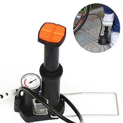 Mini Portable Bicycle Bike Cycling Tire Pedal Inflator Air Tyre Tire Pump