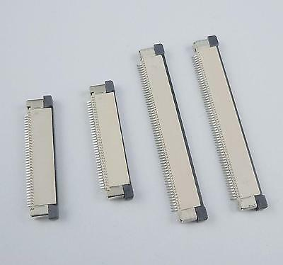 5Pcs FPC FFC 0.5mm Pitch 21 Pin Drawer Type Flat Cable Connector Top Contact