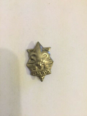 Vintage BoyScouts Symbol From the Holy Land
