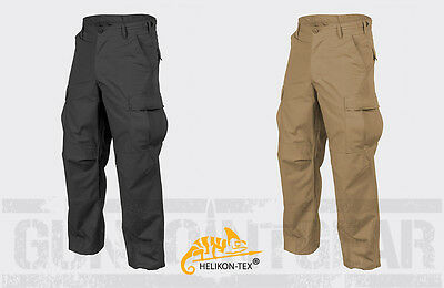 Helikon-Tex Genuine BDU Trousers - Polyester Ripstop - Free UK Delivery