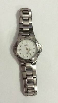 Carden Paris Hand Watch - Fully Working! - 54ATM Water Resistant Stainless Steel