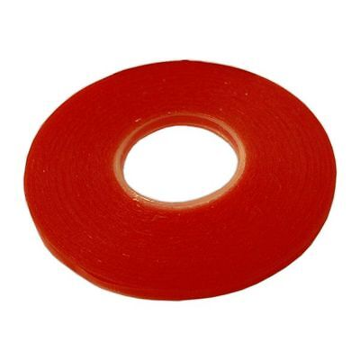 Crafters Companion Red Liner Tape 3mm x 14 Metres Extra Strong Double Sided Tape