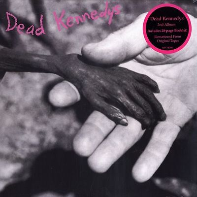 Dead Kennedys - Plastic Surgery Disasters [LP] Manifesto 2001