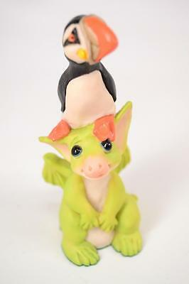 World Of Pocket Dragons - 1996 - HE AIN'T HEAVY HE'S MY PUFFIN #R-02-003-B5