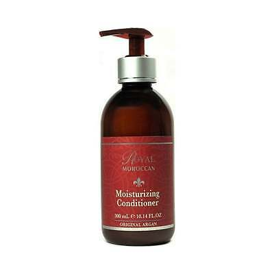 NEW Royal Moroccan Moisturising Conditioner for Dry/Damaged Hair 300ml +Free P&P