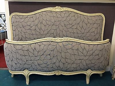 Beautiful Bespoke French Corbeille Bed. (Mattress  & Protector Included!)