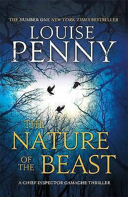 The Nature of the Beast by Louise Penny (Hardback, 2015)