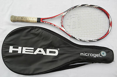 "Superbe Raquette Tennis Head  ""microgel Prestge"" Mid Plus"