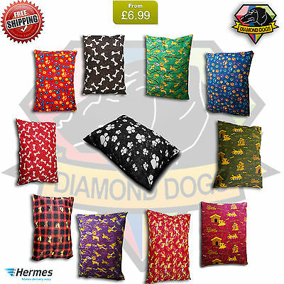 Dog Bed XL Thick Winter Cushion Puppy Pet Extra / Large Mattress With Cover