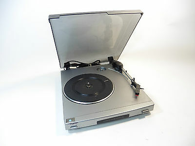 Sony Auto Return Turntable System Ps-J20/platine Vynile Fonctionne