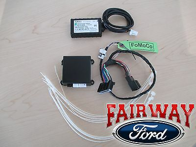 2017 Super Duty OEM Ford Remote Access Smartphone Start & Security System Kit