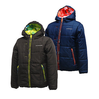 Dare2b Indecisive Reversible Polyester Insulated Jacket