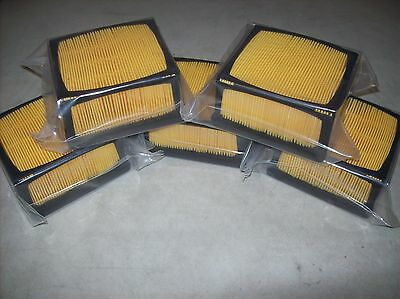Husqvarna K760 air filter set of 5 Aftermarket Fits K 760 Cut n Break Saw