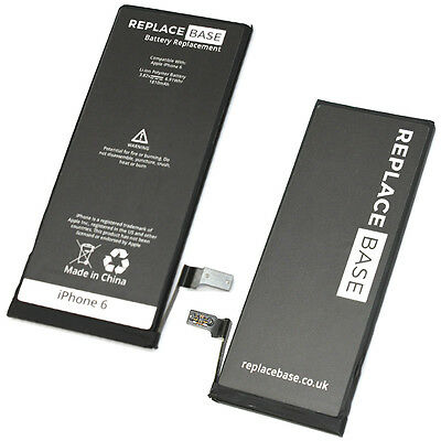 Genuine REPLACEBASE iPhone 6 Replacement Battery - CE Certified 1810mAh