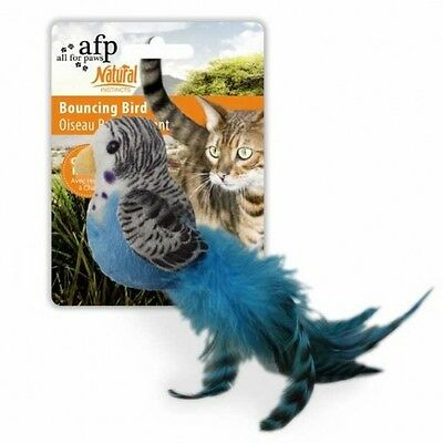 All for Paws Natural Instincts Bouncing Bird Katzenspielzeug