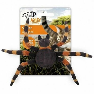 All for Paws Natural Instincts Katzenspielzeug Spider
