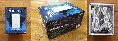 Sanyo Eneloop Pedal Juice Rechargeable 9V Power for Effects Pedals