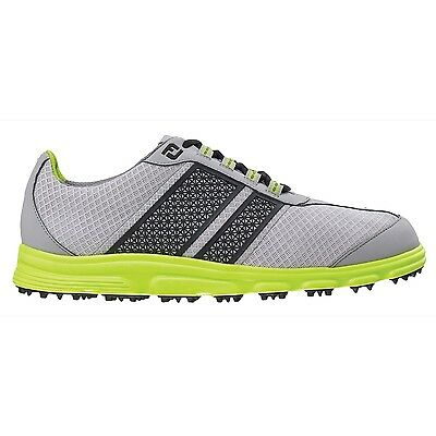 FootJoy Men's SuperLites Spikeless Golf Shoes Medium & Wide Fit Available 2015
