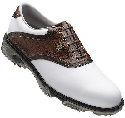 FootJoy DryJoys Tour 2015 Golf Shoes 1 year waterproof guarantee  53612  Wide