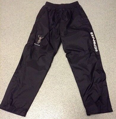 Harlequins Rugby Player Issue Wet  Weather Training Bottoms