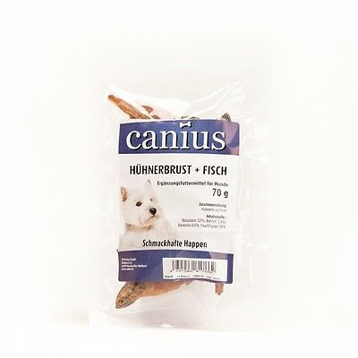Cani. Hühnerbrust+Fisch    70g